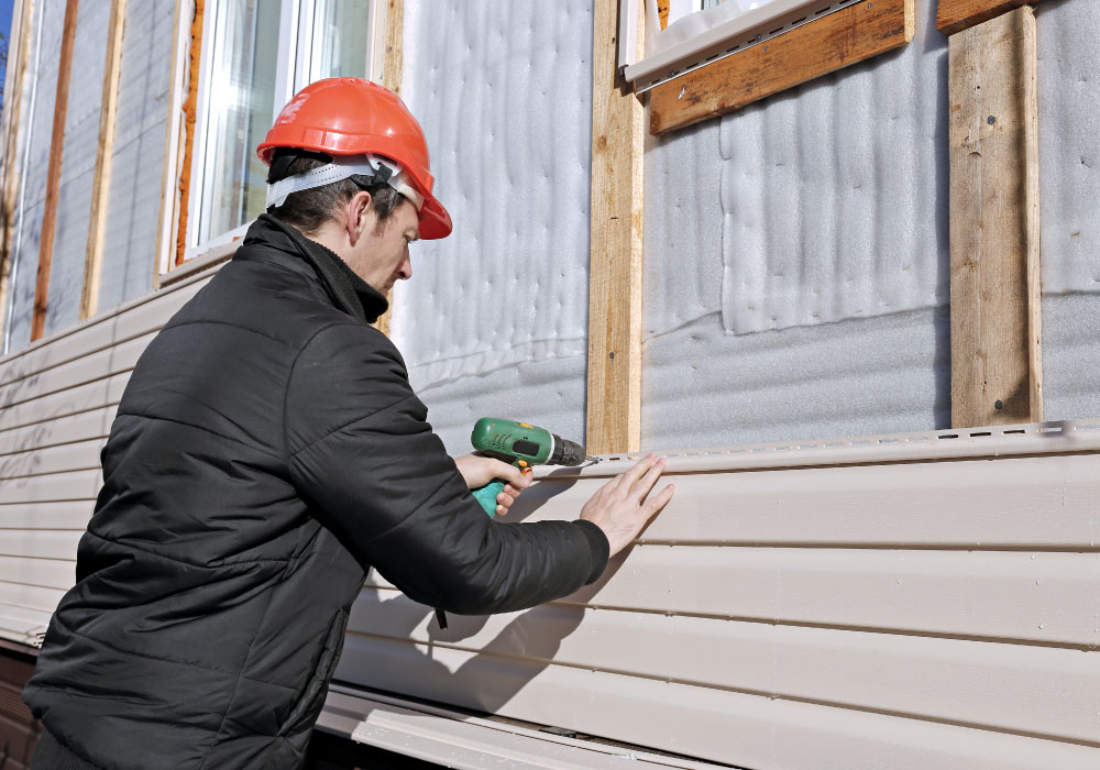 Exterior Cladding Repair and Replacement Service 15